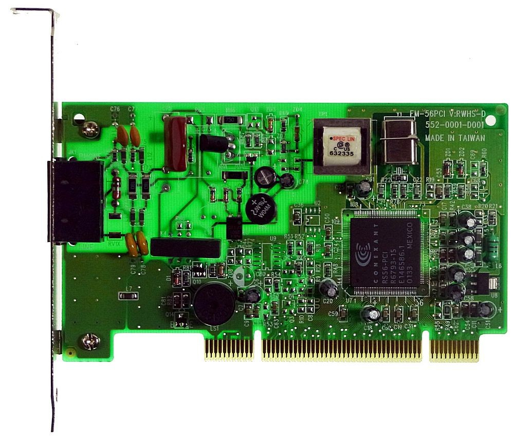DRIVERS UPDATE: CONEXANT RS56 PCI MODEM