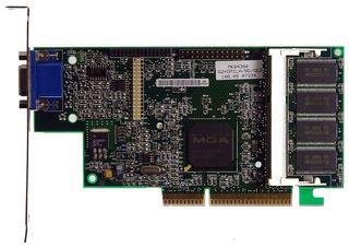 AGP Graphics Adapter Matrox G200 #738