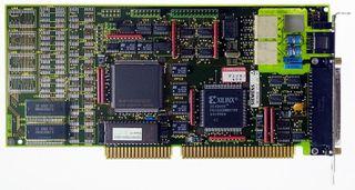Aktive ISA-ISDN-Karte Siemens Nixdorf SCB V1.0 ID742
