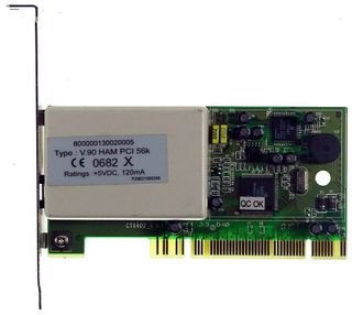 PCI Modem HAM MD5628D 56k V.90 internal #747