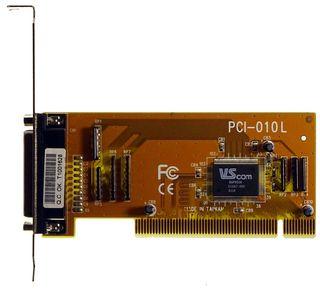 PCI010L Druckerport Parallel an PCI Controller VScom BSP9216 ID9074