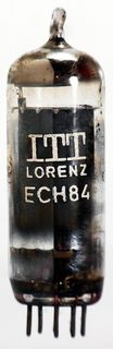 Radioröhre ECH84 ITT Lorenz ID994