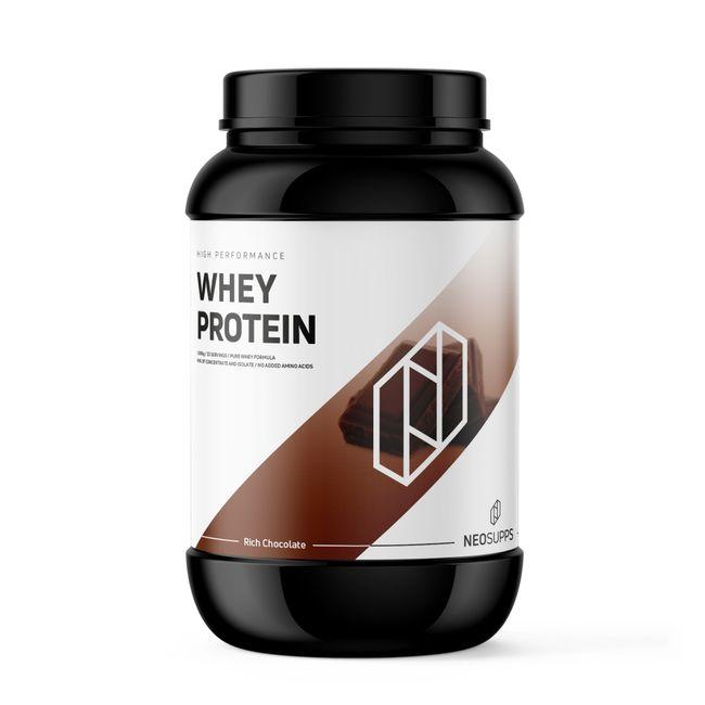 Whey Protein Rich Choco 1kg – Bild 1