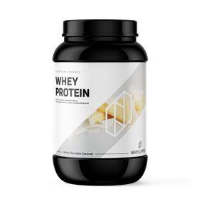 Whey Protein Weisse Schokolade & Kokos 1kg – Bild 1
