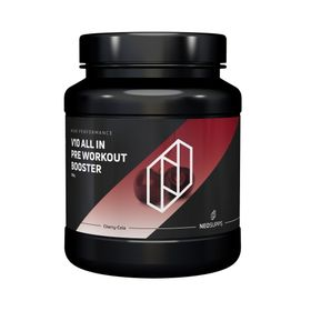 "Pre Workout Booster V10 ALL IN 500g ""Kirsche-Cola"" – Bild 1"