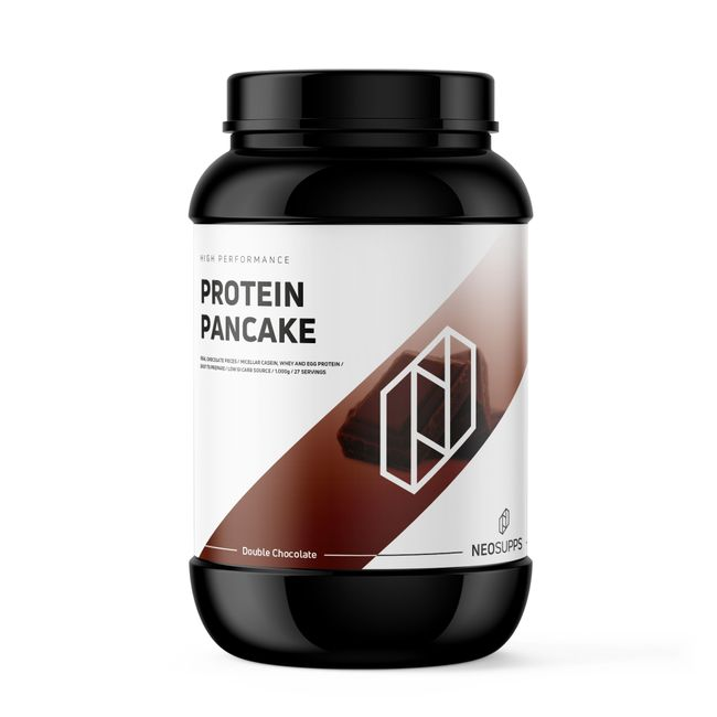 Protein Pancake Double Chocolate  – Bild 1