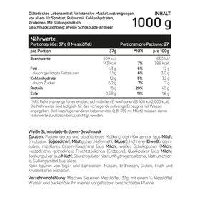 Protein Pancake White Chocolate Strawberry  – Bild 2
