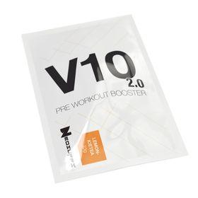 Pre Workout Booster V10 ALL IN Probe - Lemon-Eistee – Bild 1