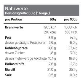 "Protein Riegel Bar ""Peanut Butter""  – Bild 8"