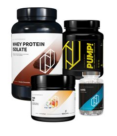 Bundle Trainingserfolg - Double Chocolate & Tropical – Bild 1
