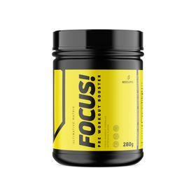 Pre Workout Booster Focus! 280g  – Bild 1