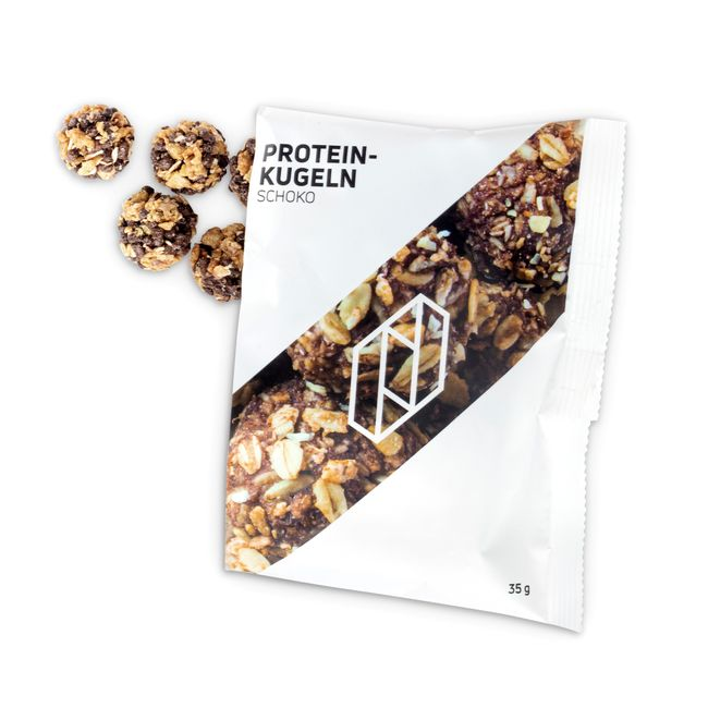 "Proteinkugeln ""Schoko"" – Bild 1"