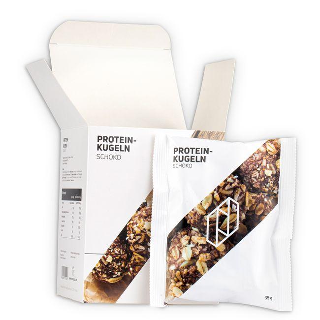 "Proteinkugeln ""Schoko"" – Bild 3"