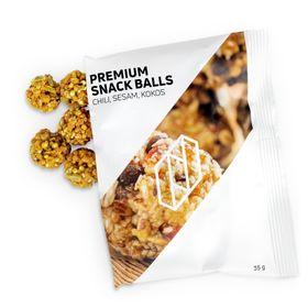 """Premium Snack Balls """"Chili, Sesam, Kokos"""" – Bild 1"""