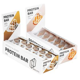 "Bundle Protein Riegel / Bar ""Tiramisu"" & ""Peanut Butter""  – Bild 1"