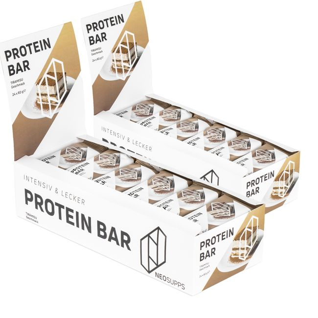 "Bundle 2x24 Protein Bar ""Tiramisu""   – Bild 1"