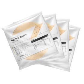 Bundle 4 x Protein Wraps = 32 Stück – Bild 1