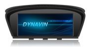 "DYNAVIN DVN - E60+ BMW series 8.8"" Touch Screen LCD Multimedia Navigation System"