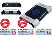 CRUNCH AMP BLACK MAXX   MXB-2300i  2x600 Watt