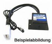Alpine APF-D101RE - Lenkradfernbedienungs- und Displayadapter für Nissan / Renault