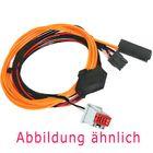 Kabelsatz zum Multimedia Interface c.LOGiC lite für JAGUAR mit Plug&Play MOST connector - C1C-JAG