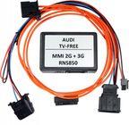Ampire TF-MMI TV-Freischaltung für AUDI MMI 3G A4,A5,A6,A8,Q5,Q7