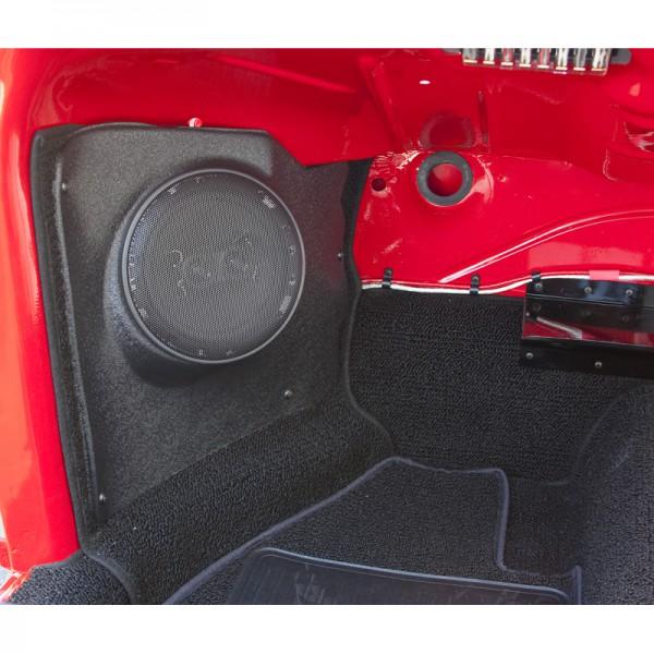 Ampire Retrosound VW-CKPB Kickpanels für VW Käfer Cabrio (1956-70) ohne Lautsprecher