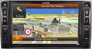 Alpine X800D-V447 8-Zoll Display Navigation für Mercedes Vito (W447)
