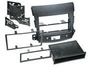 ACV 281200-04 2-DIN RB mit Fach Mitsubishi / Citroen / Peugeot schwarz