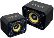ESX VE-250 VISION Bassreflex-Gehäusesub