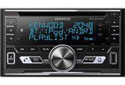 Kenwood DPX-5100BT Doppel DIN-Receiver mit Bluetooth und iPod/iPhone-Steuerung