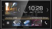 Kenwood DMX7017DABS 17,7 cm AV-Receiver mit Bluetooth und Digitalradio