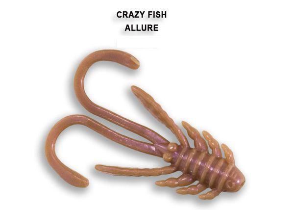 """Allure von Crazy Fish 1.6"""" (4cm) (8pcs) – Bild 23"""