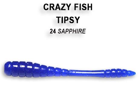 "Tipsy 2"" 5cm von Crazy Fish (8 Stck.) – Bild 22"