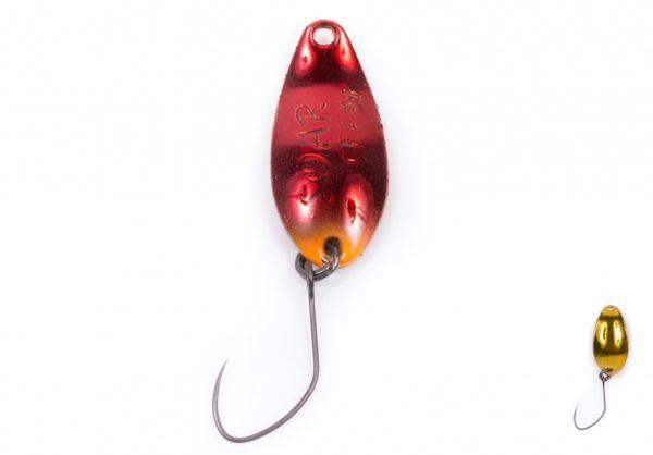 Forellenblinker SOAR Spoon 1,8g – Bild 15