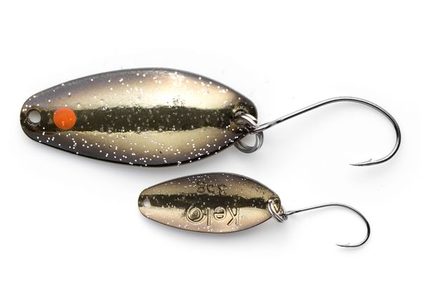 Kelo-Fishing Spoon Crius Pulver 3,5g – Bild 2