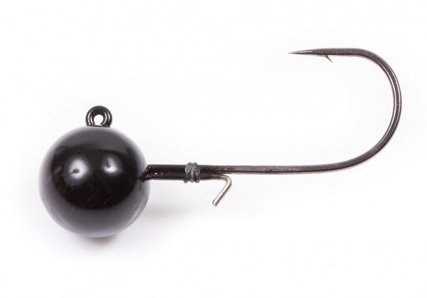 Tungsten Ball Round Jig Head Jigkopf #7/0