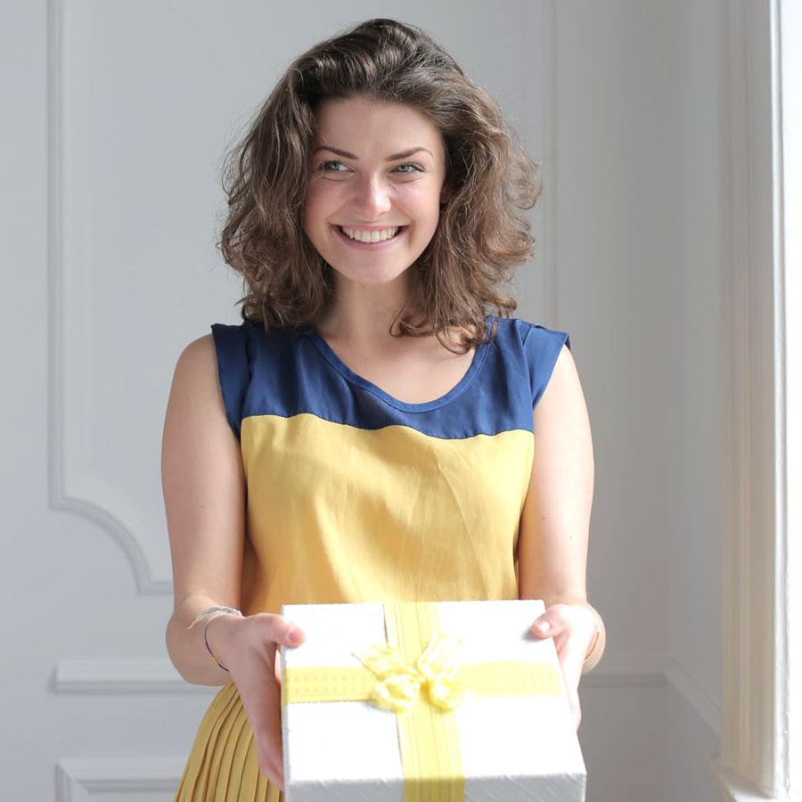 Geschenkideen für Partnerin