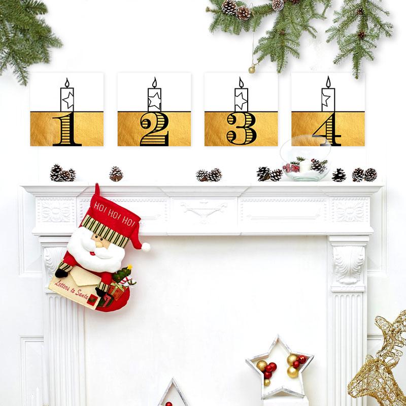 Artland Weihnachten Advent Deko Ideen