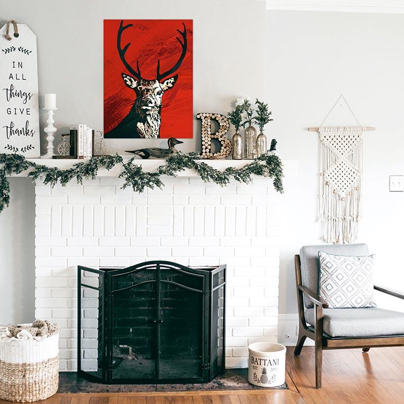 Artland Skandinavien Dekoration Weihnachten Deko