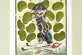 Golf Motive von Artland im Onlineshop ARTgalerie Bildershop