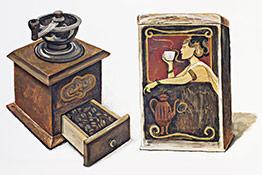 Kaffee Motive von Artland im Onlineshop ARTgalerie Bildershop