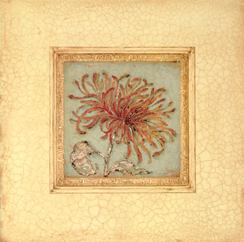 Regina-Andrew Design: Botanical Detail I - Kunstdruck auf Holzfaserplatte 39 x 39 cm