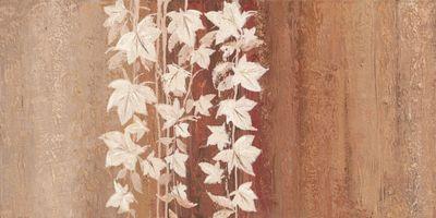 A. S.: Autumn Ivy - Original auf Leinwand 50 x 100 cm
