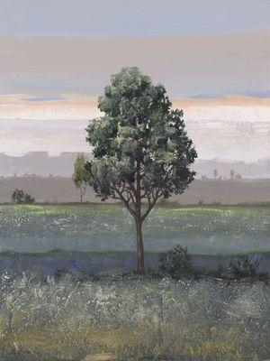 Andres: Herbstliche Landschaft I - Original auf Leinwand 80 x 60 cm