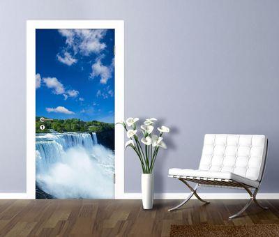 Galyna Andrushko: Niagara - Türbild, selbstklebend