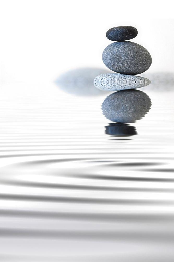 Andrea Haase: Balance und Harmonie - Leinwandbild - Poster