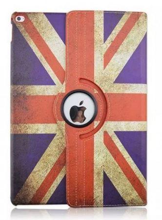 "iPad Pro 12.9"" Leder Case 360° Etui UK Grossbritannien – Bild 2"