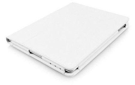 iPad 2 / 3 / 4 Smart Flip Etui Hülle Leder Case Tasche WEISS – Bild 2