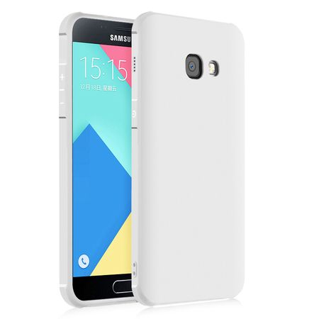 Samsung Galaxy A3 2017 Anki Shield Hardcase Cover Case Hülle WEISS – Bild 1